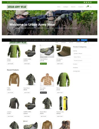 Urban Army Wear
